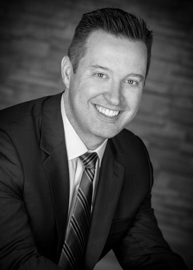 Vice President of Sales Headshot